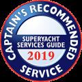 Captains Recommendation Service Member 2019