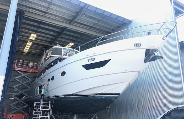 Marine Refit Facilities - The Boat Butler 0401 209 514