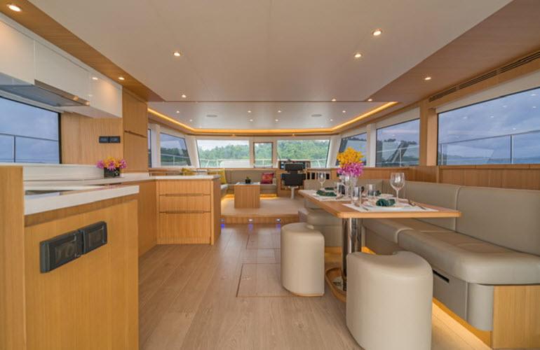 Marine Vessel Interior Detailing - The Boat Butler 0401 209 514