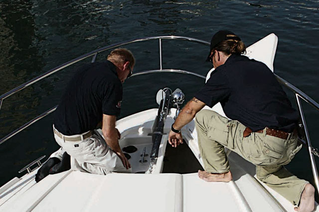 Why get a surveyor to check your boat before buying?