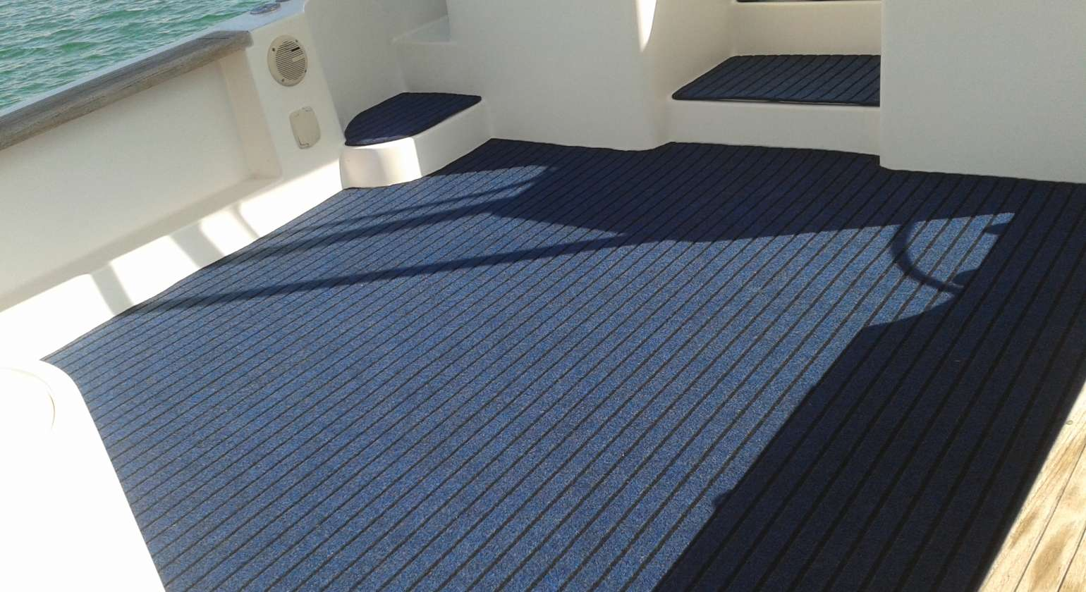 Why use Marine Carpet for your Vessel?