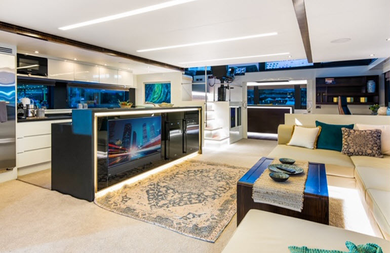 Let the experts handle your Marine Vessel Interior Detailing