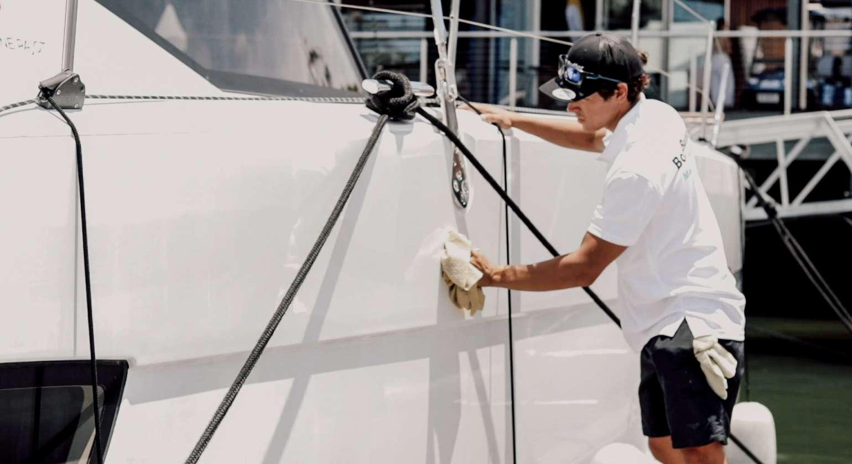 Marine Detailing living on the Gold Coast?